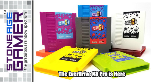 The EverDrive N8 Pro is Here