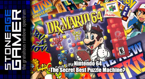 Nintendo 64: The Secret Best Puzzle Machine?