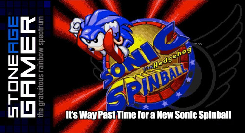 It's Way Past Time for a New Sonic Spinball