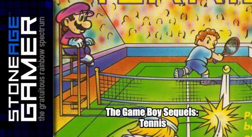 The Game Boy Sequels: Tennis