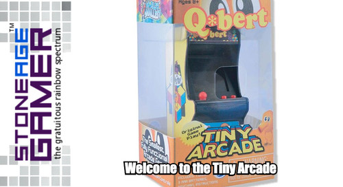 Welcome to the Tiny Arcade