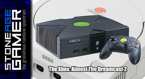 The Xbox: Almost The Dreamcast 2