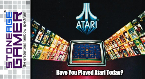 Have You Played Atari Today?