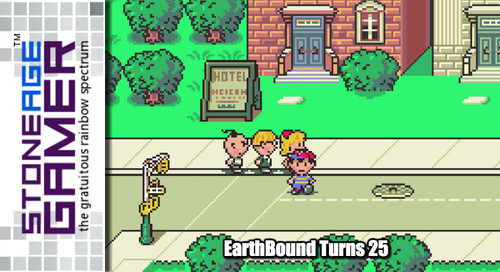 EarthBound Is Turning 25