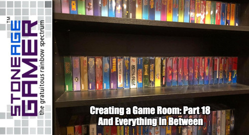 Creating a Game Room: Part 18 - And Everything In Between
