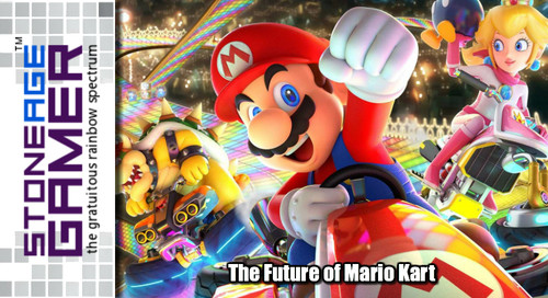 The Future of Mario Kart