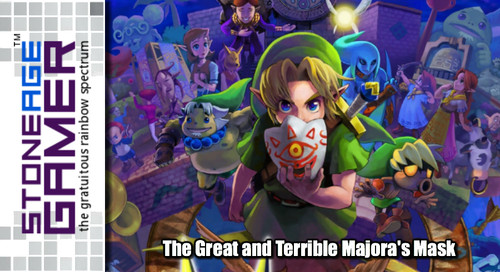 The Great and Terrible Majora's Mask