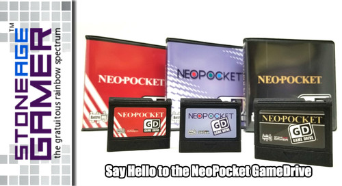 Say Hello to the NeoPocket GameDrive