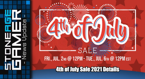 4th of July Sale 2021 Details!