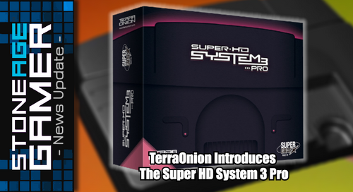 TerraOnion Introduces The Super HD System 3 Pro!