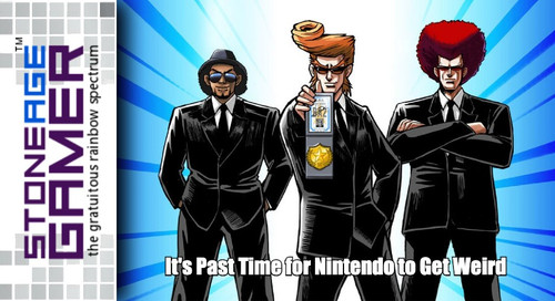 It's Past Time for Nintendo to Get Weird