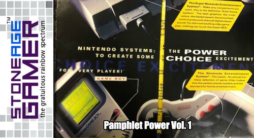 Pamphlet Power Vol. 1