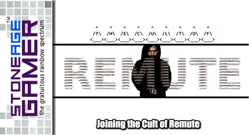 Joining the cult of Remute