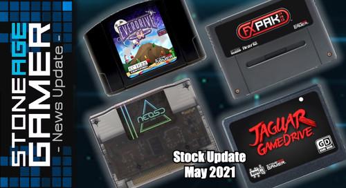 Stock Update: May 2021