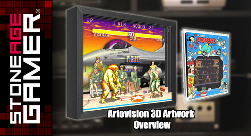 Artovision 3D Artwork Overview