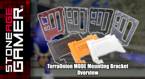 TerraOnion MODE Mounting Bracket Overview