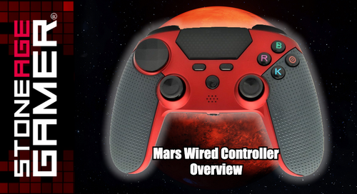 Brook Mars Wired Controller Overview