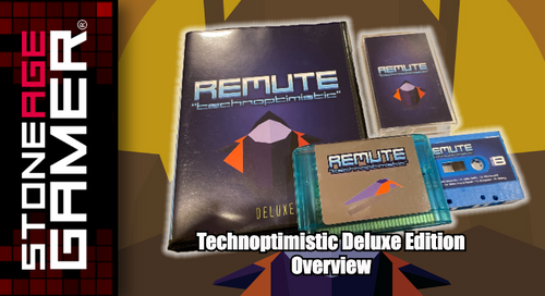 Remute: Technoptimistic Deluxe Edition Overview