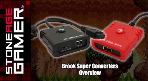 Brook Super Converters Overview