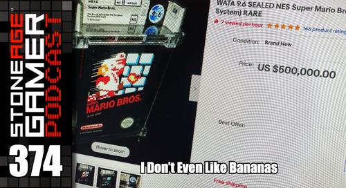 SAG Episode 374: I Don't Even Like Bananas