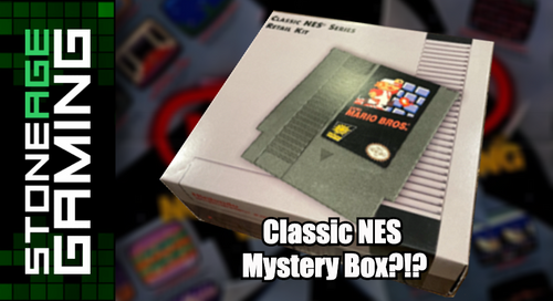 Stone Age Gaming: Classic NES Mystery Box?!?