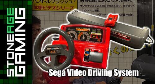 Stone Age Gaming - Sega Video Driving System