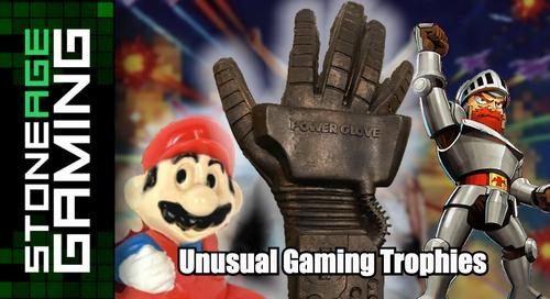 Stone Age Gaming - Unusual Gaming Trophies