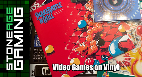 Stone Age Gaming - Video Games on Vinyl