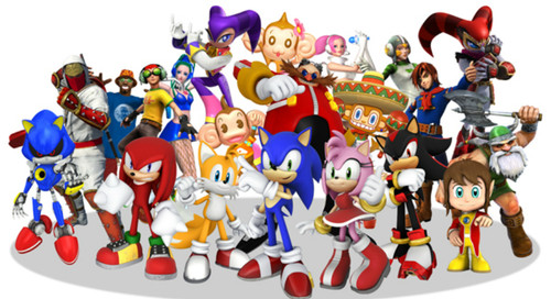 Let's Have a Sega Smash!