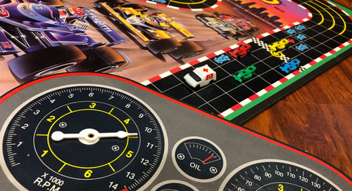 Feeling Board: The Turbo Board Game