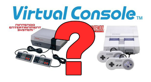Does the Switch Need a Virtual Console?