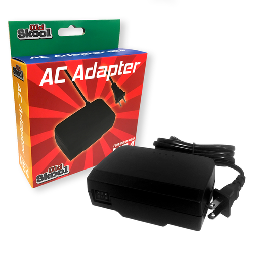 Nintendo 64 AC Adapter (Old Skool) N64