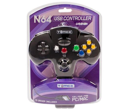 PC/Mac USB N64 Controller (Tomee)