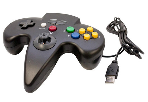 PC/Mac USB N64 Controller (Tomee)