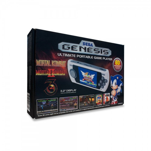 Sega Genesis - Ultimate Portable Game Player (AtGames)