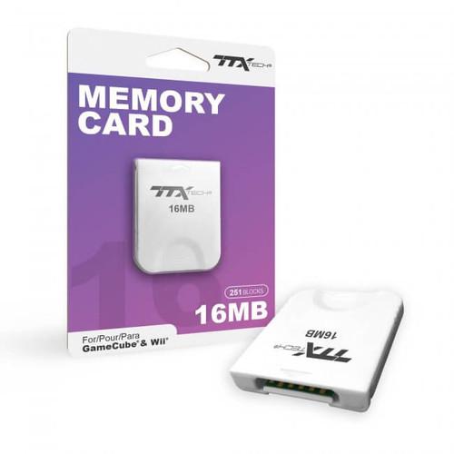 GameCube Memory Card - TTX