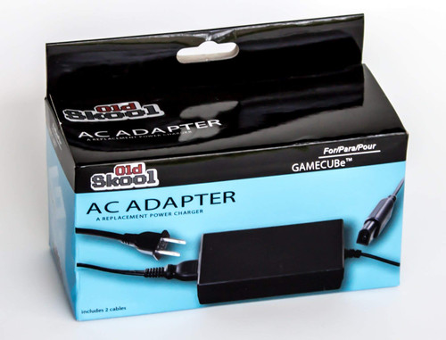 GameCube AC Adapter (Old Skool)