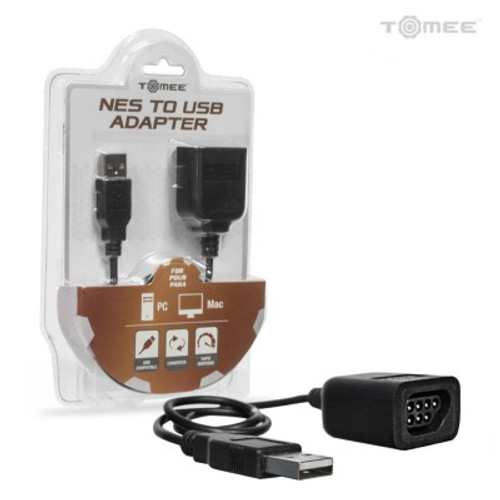 NES to USB Adapter (Tomee)