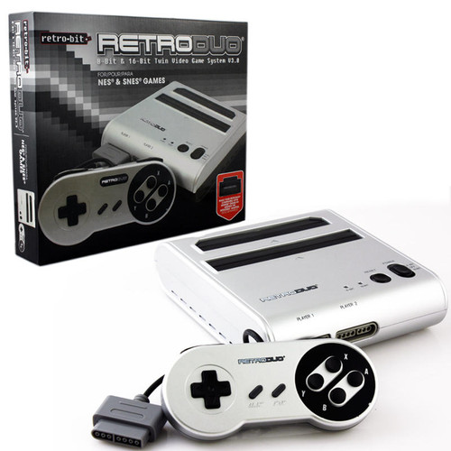 RetroDuo (NES + SNES)