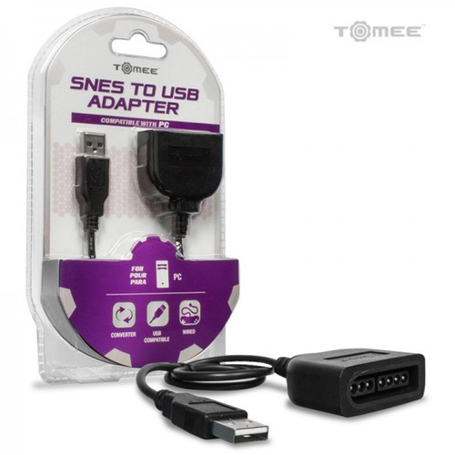 SNES to USB Adapter (Tomee)