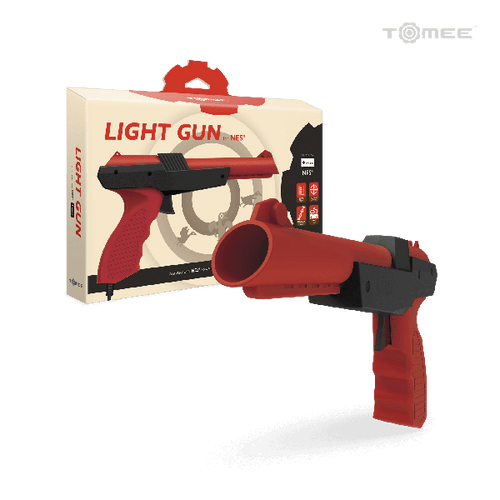 Light Gun for NES - Tomee (Zapper)