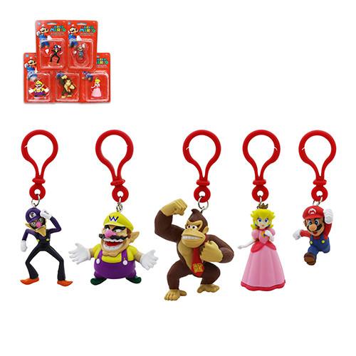 Nintendo Character Keychain