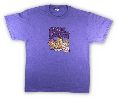 Bible Buffet T-shirt