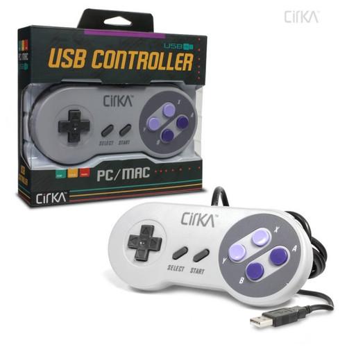 """SNES """"S91"""" USB Controller (Cirka)"""
