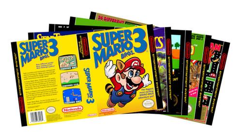 BitBox NES Prints