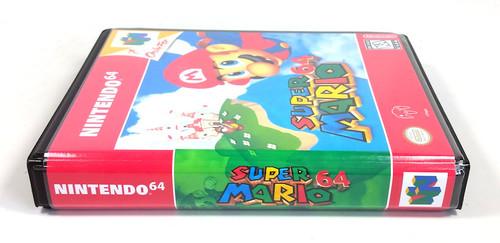 Bitbox N64 Game Case Stone Age Gamer
