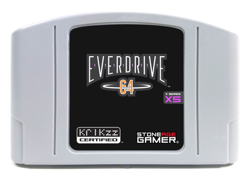EverDrive64 X5 (Base)