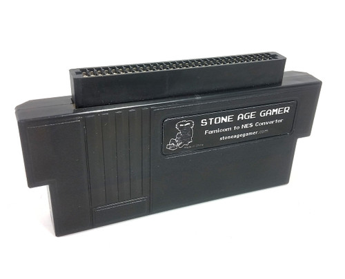 Famicom to NES Converter (60-pin to 72-pin)