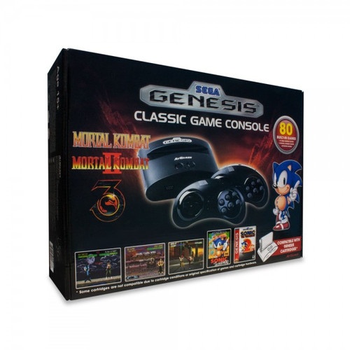Genesis Wireless Console (AtGames) [2015 Edition]