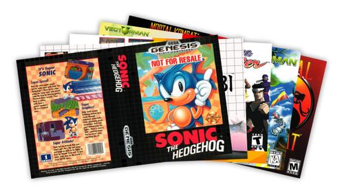 BitBox Sega Prints